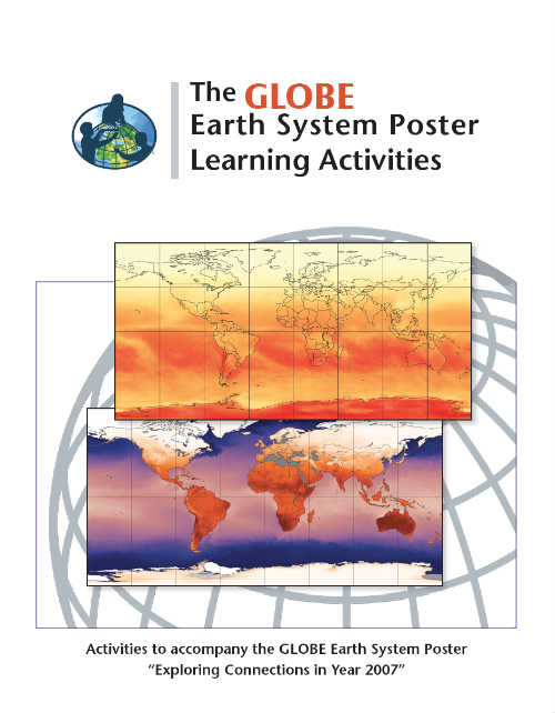 GLOBE Earth System Poster Activity