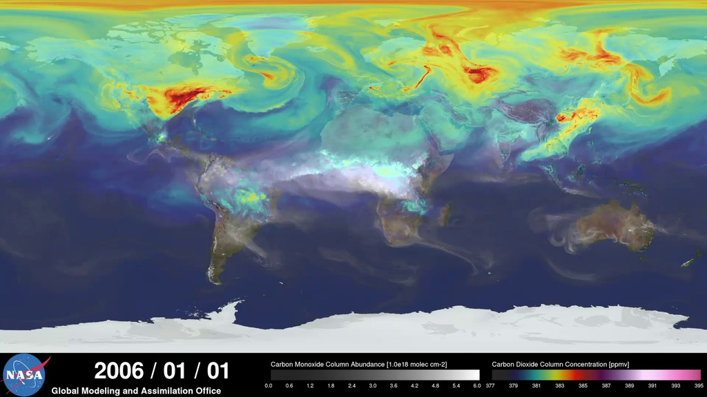 Systems and System Models:  Atmospheric CO2 Model (2014)