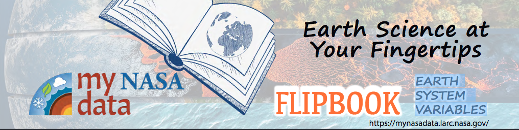 Flipbooks: Earth System Variables