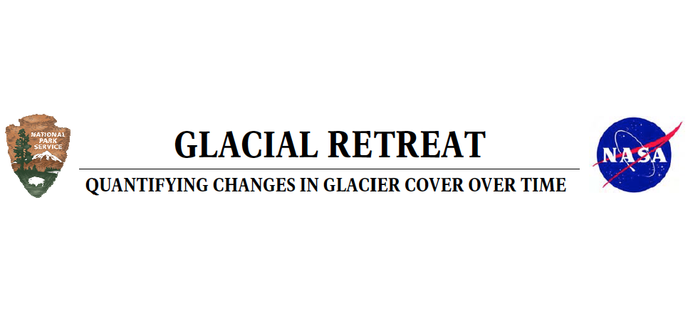 Glacial Retreat: Quantifying Changes in Glacier Cover Over Time