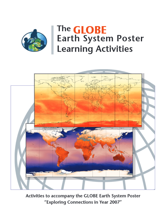GLOBE Earth System Poster Learning Activities