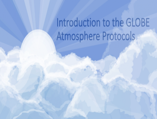 Atmosphere GLOBE eTraining Introduction