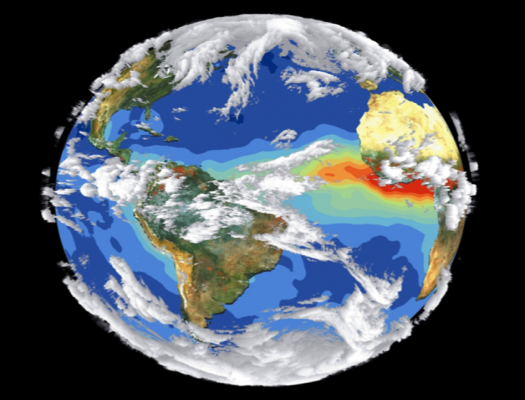 Earth as a System Image
