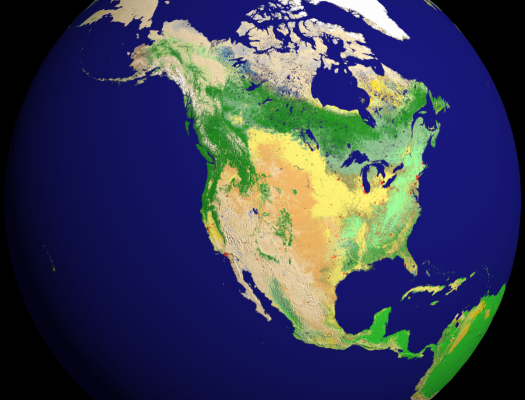 Changes in Land Surface/Land Use Change - GLOBE Overview