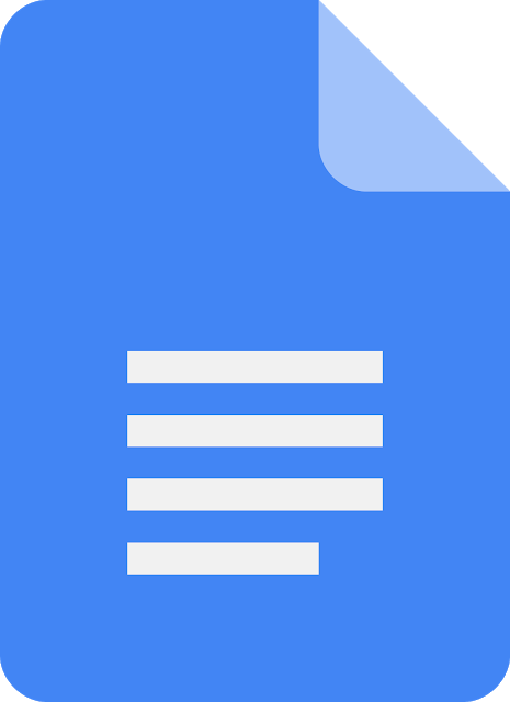 Google document icon.